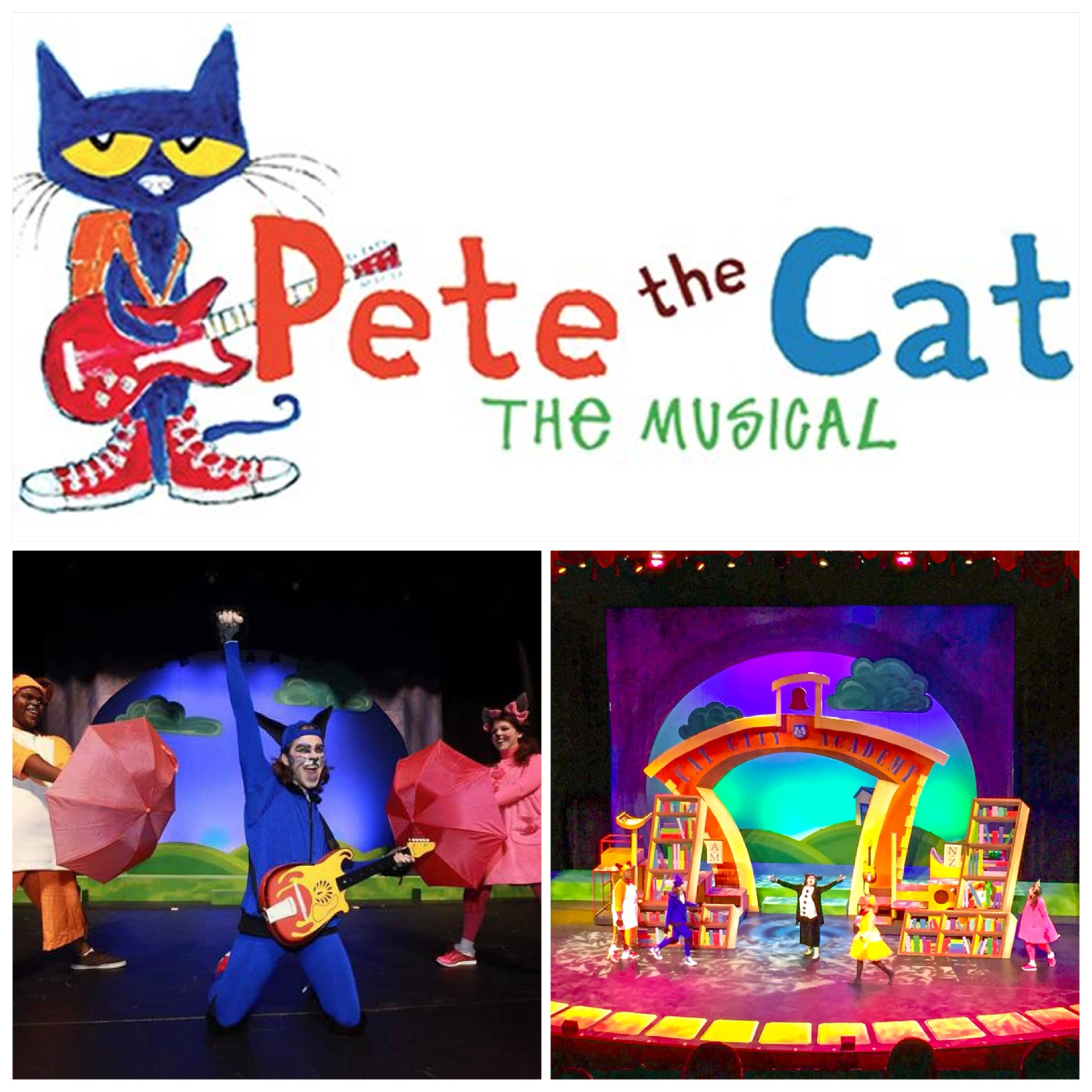 Pete The Cat The Musical World Premiere Alb